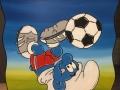 schlumpf fussball